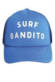 Feather 4 Arrow Surf Bandito Trucker - Front cropped