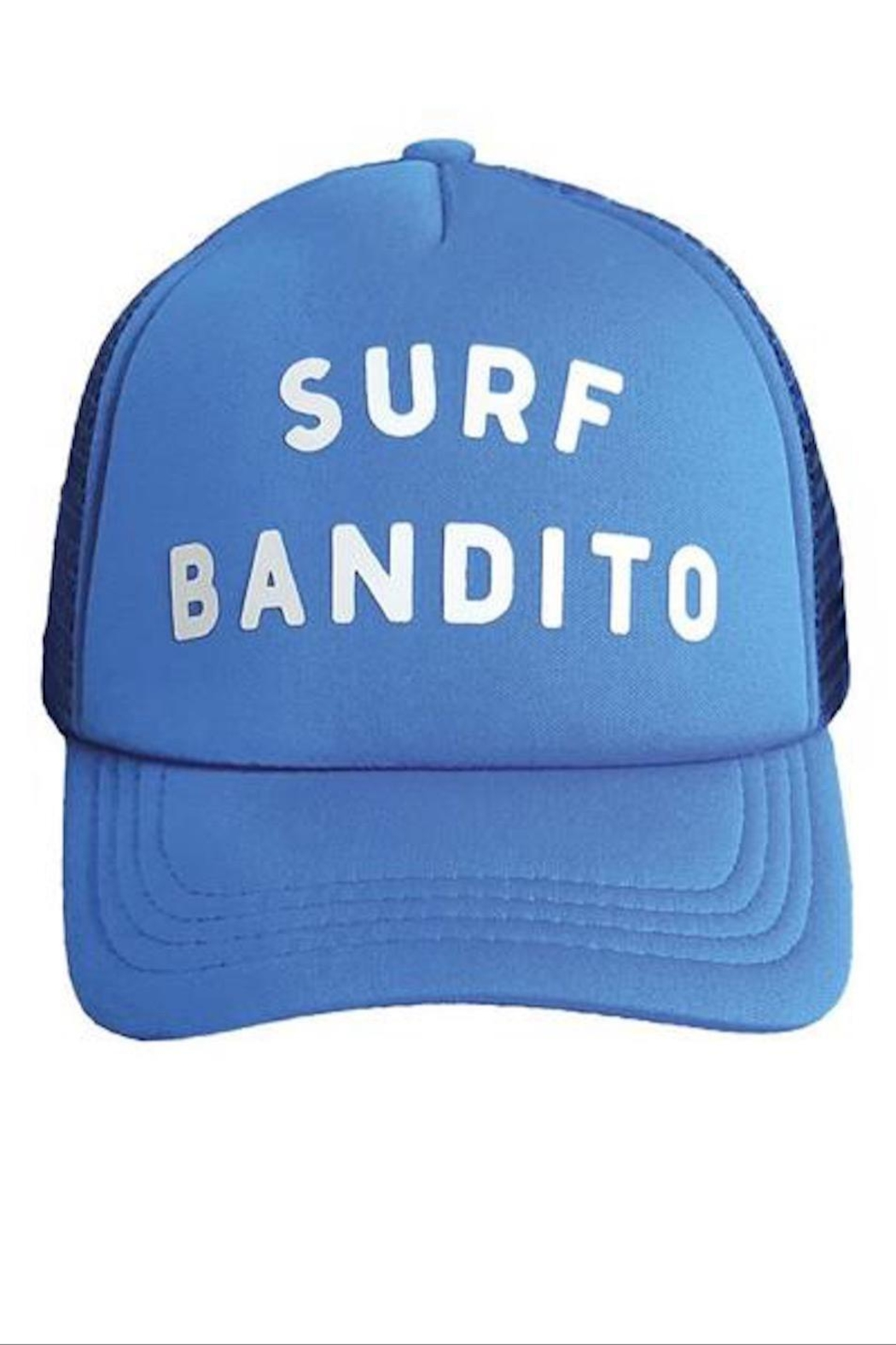 Feather 4 Arrow Surf Bandito Trucker - Main Image
