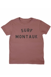 Feather 4 Arrow Surf Montauk Tee - Front cropped