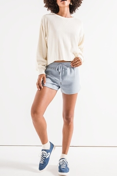 Zsupply Feathered Fleece Short - Product List Image