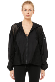 ALO Yoga Feature Jacket - Front full body