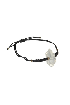 Shoptiques Product: Crystal Quartz Bracelet