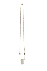 Federika Padula Crystal Quartz Necklaces - Front full body