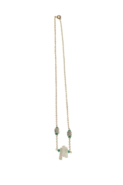 Shoptiques Product: Small Crystal Quartz Necklaces