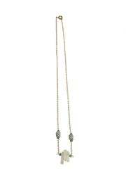 Federika Padula Small Crystal Quartz Necklaces - Product Mini Image