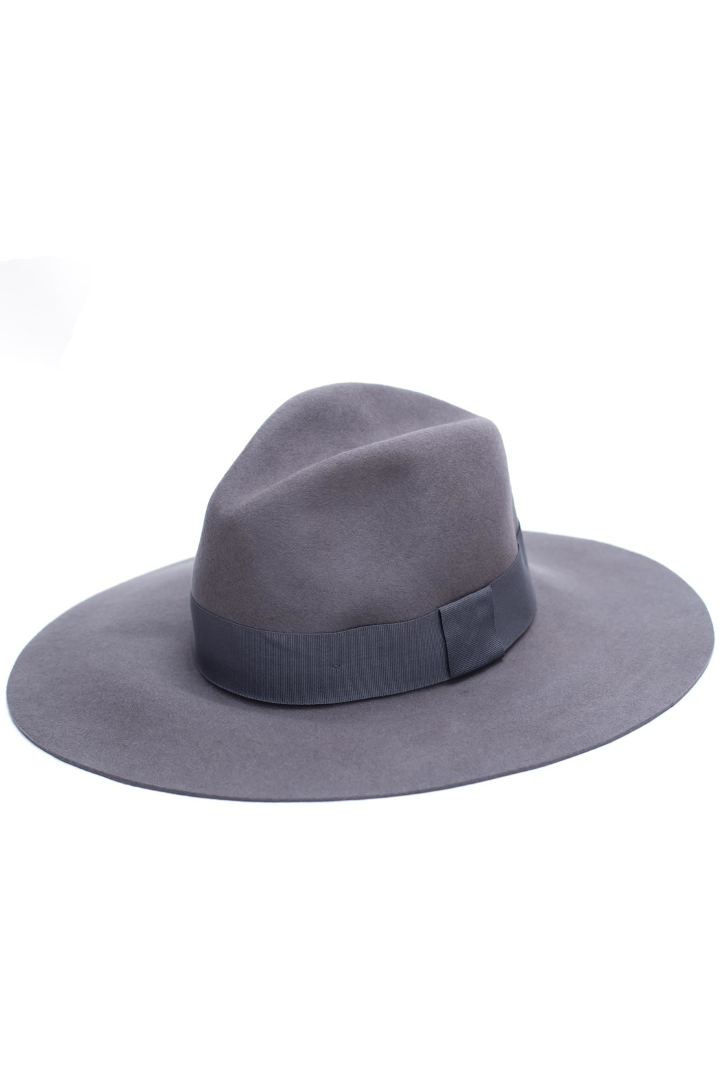 C.C. Fedora Flop Hat - Front Cropped Image