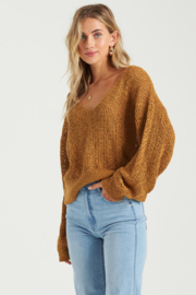 Billabong Feel The Breeze Sweater - Front full body