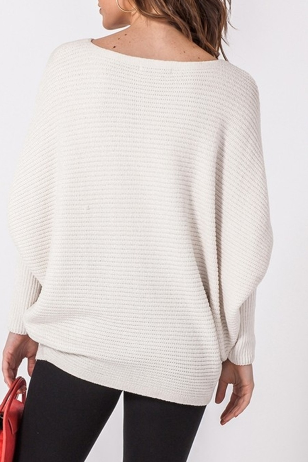 HYFVE Feeling Cozy sweater - Front Full Image