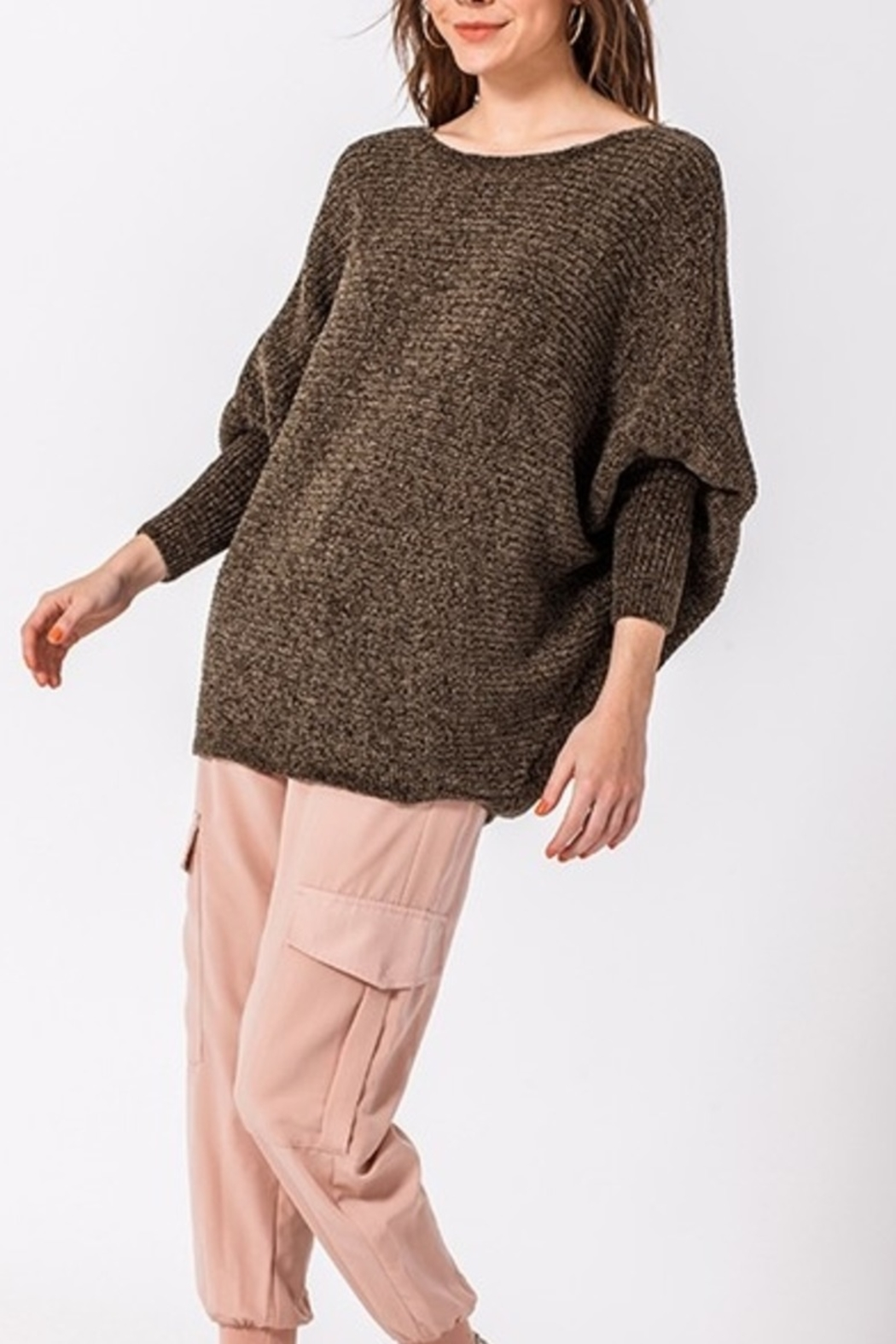 HYFVE Feeling Cozy sweater - Main Image