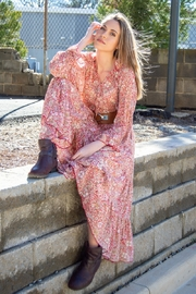 Free People Feeling Groovy Maxi - Front cropped