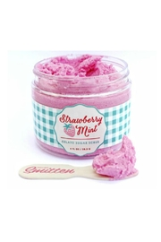 Feeling Smitten Strawberry-Mint-Gelato Sugar Scrub - Product Mini Image