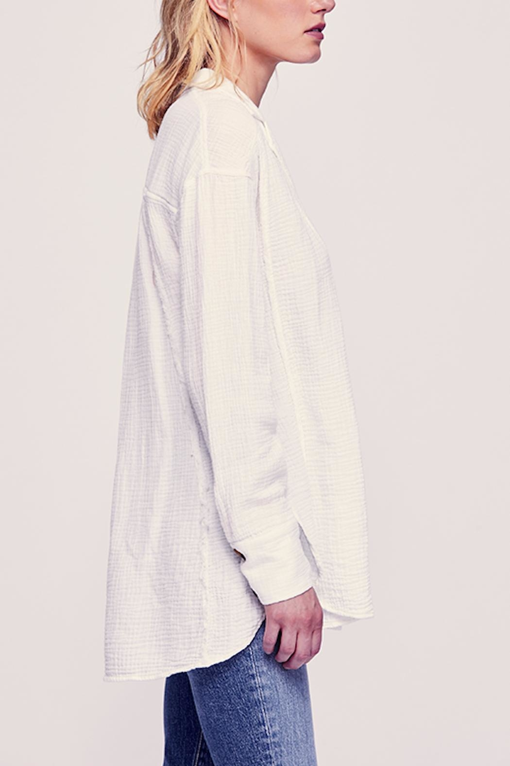Free People Feels Buttondown - Side Cropped Image