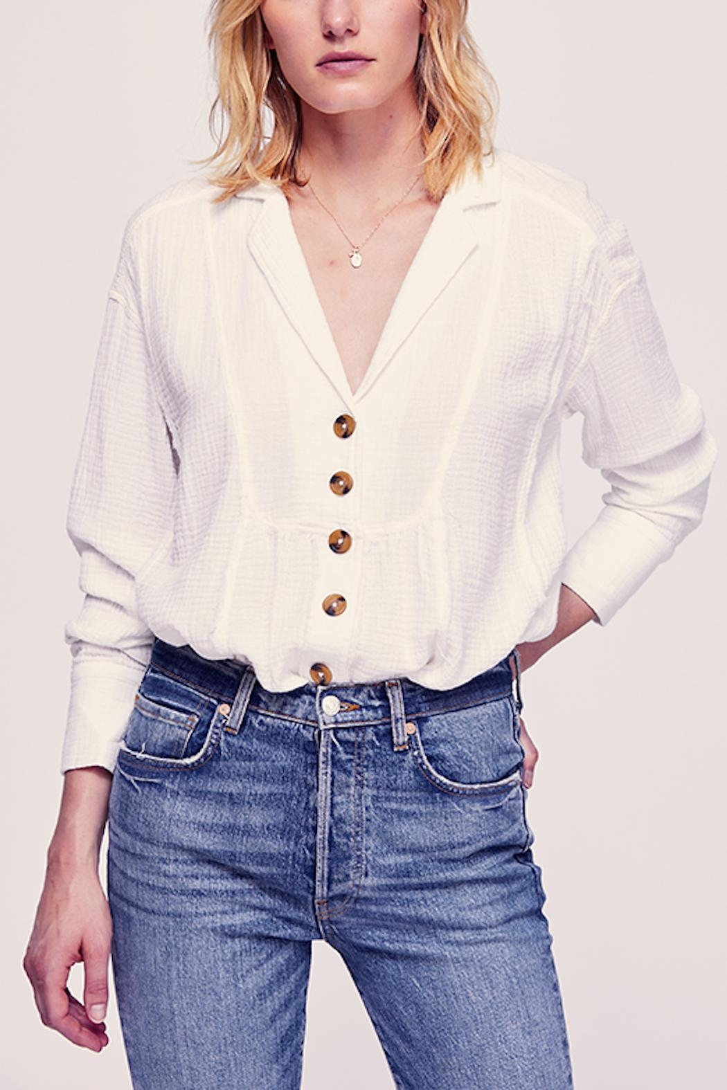 Free People Feels Buttondown - Front Full Image