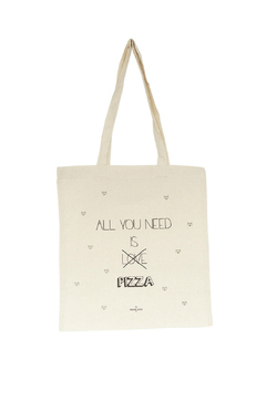 felicie aussi Pizza Tote - Alternate List Image
