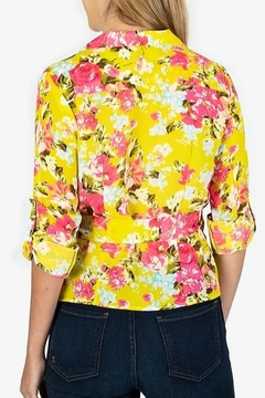 Kut from the Kloth Felicity Wrap Top - Alternate List Image