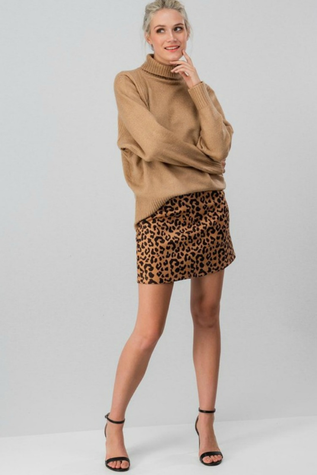 Trend:notes FELINE MINI - Front Cropped Image