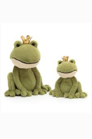 Jellycat  FELIPE FROG PRINCE-SMALL - Product Mini Image