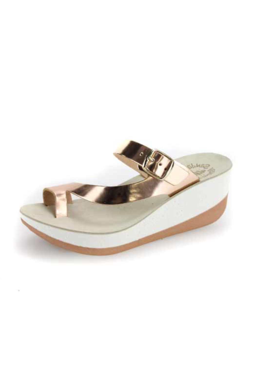 Sole Mio Felisa Wedge Sandal - Main Image