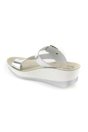 Sole Mio Felisa Wedge Sandal - Side cropped