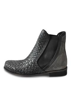 Shoptiques Product: Grey Chelsea Boot