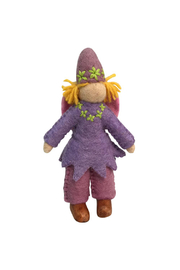 Papoose Toys Felt Gnome Fairy Dolls - Front cropped