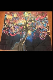 New Mix Female Tree Tapestry - Product Mini Image