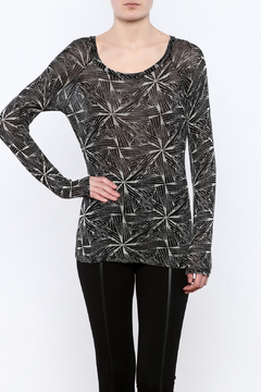 Shoptiques Product: Printed Knit Top