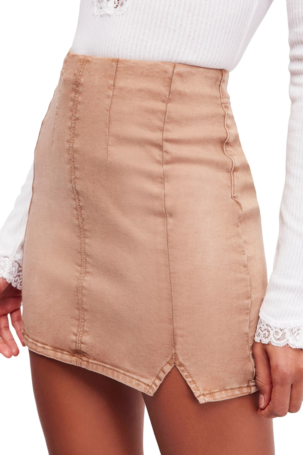 Free People Femme Fatale Pull-On - Front Cropped Image