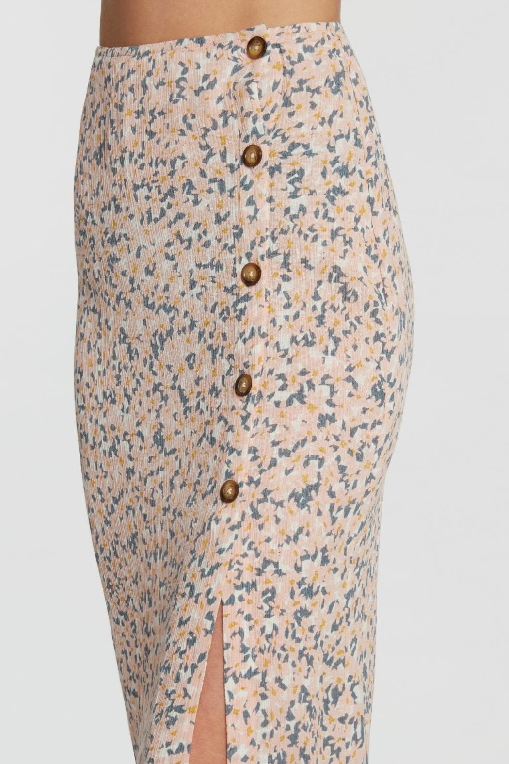 Patrons of Peace Femme Floral Midi - Front Full Image