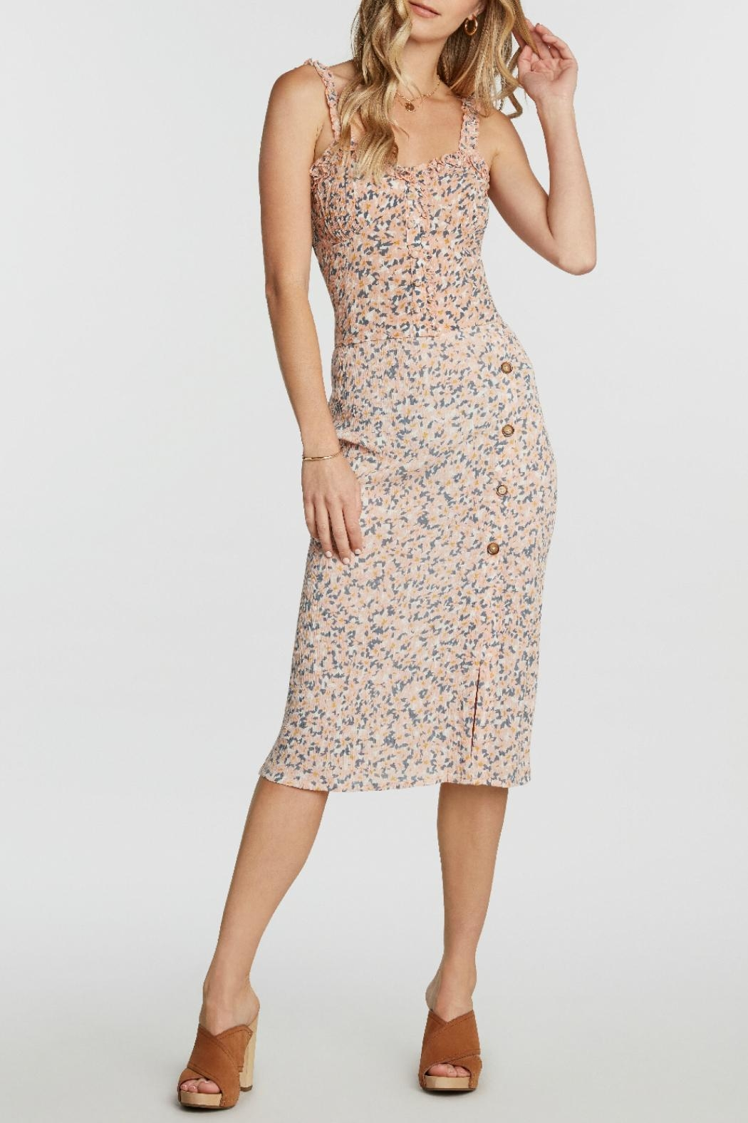 Patrons of Peace Femme Floral Midi - Main Image