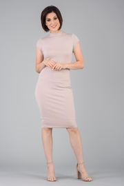 Femme Boutique Boston  Mid-Length Bodycon-Dress - Product Mini Image