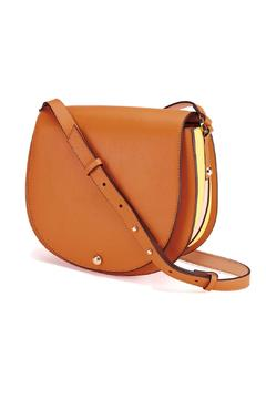 Shoptiques Product: Burano Saddle Crossbody