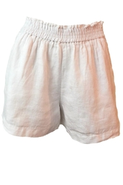 Joie Fenna Linen Shorts - Product Mini Image