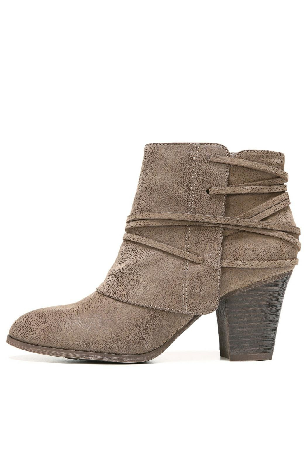 Vegan Leather Bootie