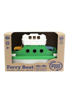 Green Toys Ferry Boat Green - Alternate List Image