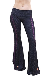 Teeki Festival Bell Bottoms - Front cropped