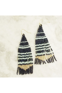 Sparkle Festival Fringe Earring - Alternate List Image