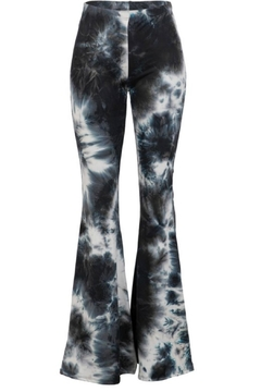 Shoptiques Product: Festival Tie-Dye Bellbottoms