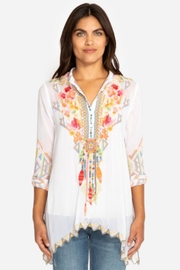 Johnny Was Festival Tunic - Product Mini Image