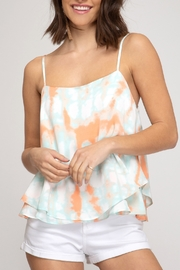 She + Sky Festival Vibes Top - Product Mini Image