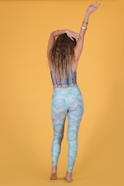 Teeki Festival Yoga Leggings - Product Mini Image