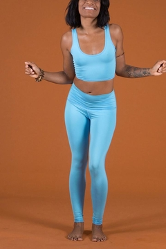Teeki Festival Yoga Leggings - Alternate List Image