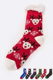 Lyn-Maree's  Festive Christmas Socks - Product Mini Image