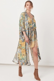 Racine Festive Gypsy Robe - Front cropped
