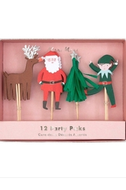 Meri Meri Festive Icons Party Picks - Product Mini Image