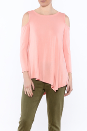 Fever Cold Shoulder Top - Product Mini Image