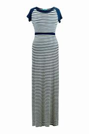Fever Navy Stripe Maxi - Product Mini Image