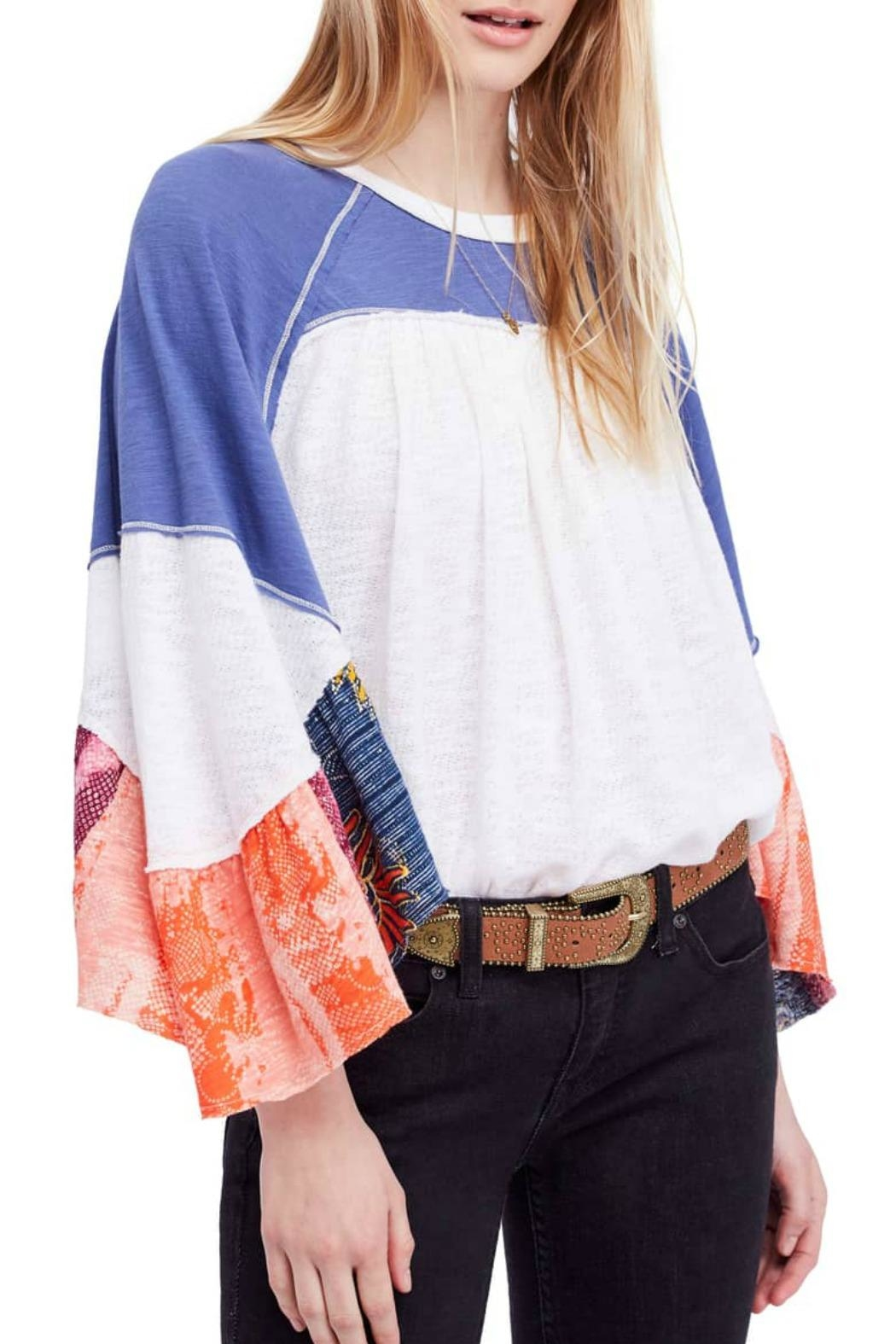 Free People Fever Top - Main Image