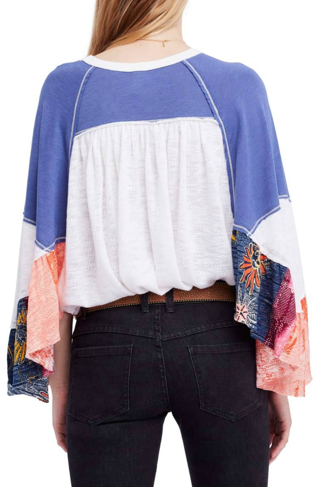 Free People Fever Top - Side Cropped Image