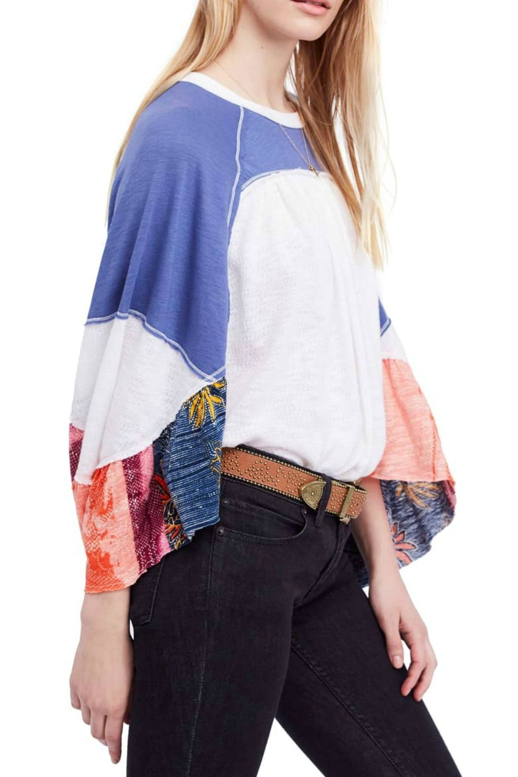 Free People Fever Top - Front Full Image